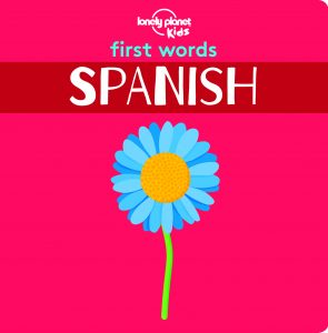 First Words Spanish Board Book