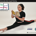 "Announcing the Relaunch of ""Get Caught Reading"" with Free Posters for Teachers"