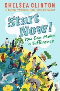 Start Now! You Make A Difference