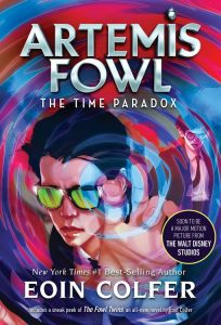 Artemis Fowl, Book 6: The Time Paradox