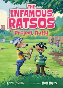 Infamous Ratsos Project Fluffy