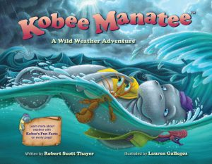 Kobee Manatee®: A Wild Weather Adventure