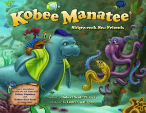 Kobee Manatee®: Shipwreck Sea Friends