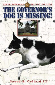 The Governor's Dog is Missing (Slate Stephens Mysteries #1)
