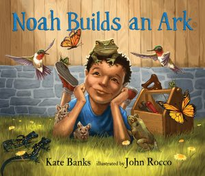 Noah Builds and Ark