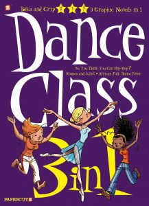 Dance Class 3 in 1 Volume 1