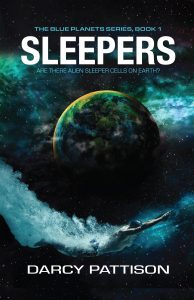 Sleepers, Book 1, The Blue Planets World Series