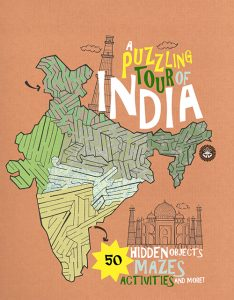 A Puzzling Tour of India