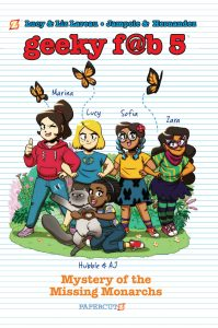 Geeky Fab Five Volume 2