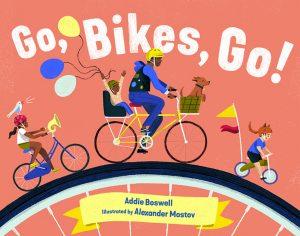 Go, Bikes, Go
