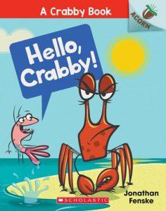 Hello Crabby!