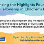 Announcing the Highlights Foundation Diversity Fellowship in Children's Literature
