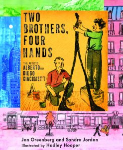 Two Brothers, Four Hands: The Artists Alberto and Diego Giacometti