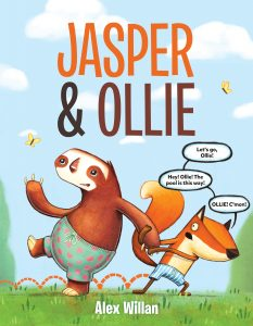 Jasper & Ollie