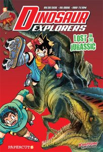 Dinosaur Explorers Vol.5