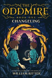 The Oddmire, Book One: Changeling