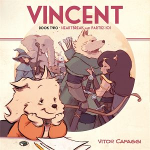 Vincent Book Two