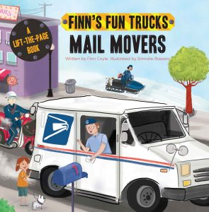 Finn's Fun Trucks: Mail Movers