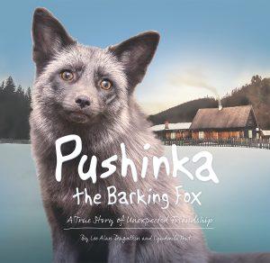 Pushinka the Barking Fox