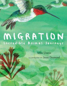 """Migration: Incredible Animal Journeys """