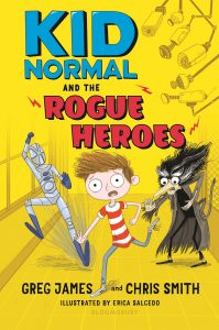 Kid Normal and the Rouge Heroes