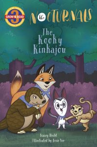 The Kooky Kinkajou, The Nocturnals