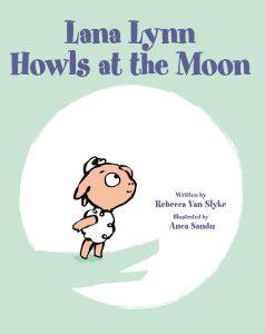 Lana Lynn Howls at the Moon