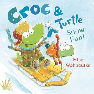 CROC & TURLTE: SNOW FUN!