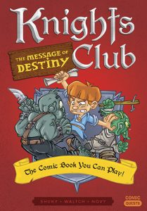 Knights Club: The Message of Destiny