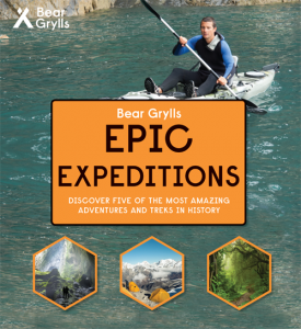 Bear Grylls Epic Expeditions