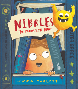 Nibbles The Monster Hunt