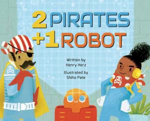 2 Pirates + 1 Robot