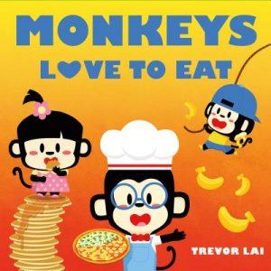 Monkeys Love to Eat!