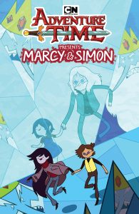 Adventure Time: Marcy & Simon SC