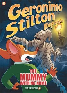 Geronimo Stilton Reporter Volume 4