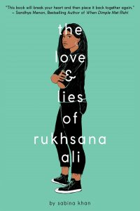 The Love and Lies of Rukshana Ali