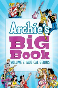 Archie's Big Book Vol. 7 : Musical Genius