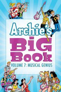 Archie's Big Book Vol. 7 : Musical Genius