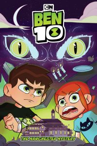 Ben 10: The Manchester Mystery OGN Vol. 4