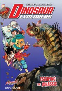 Dinosaur Explorers Volume 6