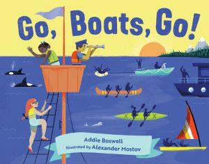 Go, Boats, Go!