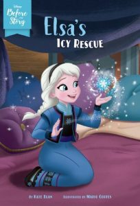 Disney Before the Story: Elsa's Icy Adventure