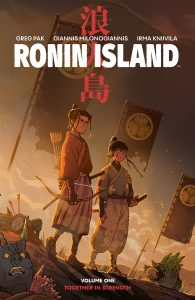 Ronin Island vol 1