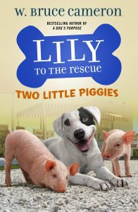 Lily to the Rescue: Two Little Piggies