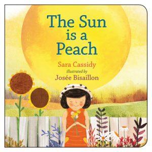 The Sun is a Peach