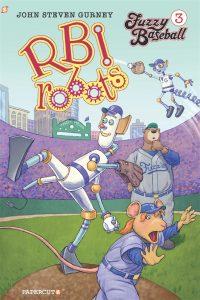 Fuzzy Baseball Volume 3