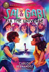 Sal & Gabi Fix the Universe!