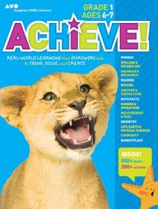 Achieve! Grade 1: Think. Play. Achieve!