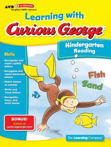 Curious George Adventures in Learning, Kindergarten: Story-based learning