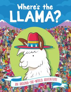 Where's the Llama? An Around-the-World Adventure